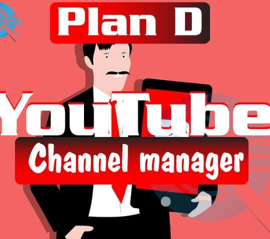 Buy youtube manager