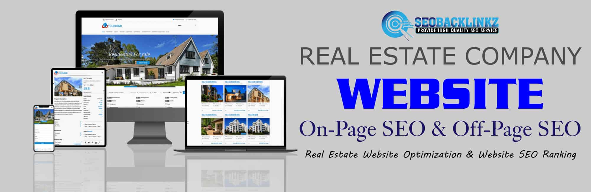 Real Estate SEO Niche